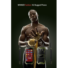 Fashion 3G Rugged Phone