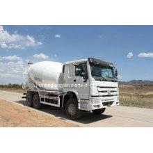 China 8m3 Mining Concrete Truck (ZZ1257N3247W)