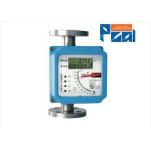 Fluxômetro de flutuador de metal HT-50 para medidor de fluxo digital