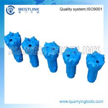 Fabricante de Bestlink para baixo os bocados de botão do furo para quarrying