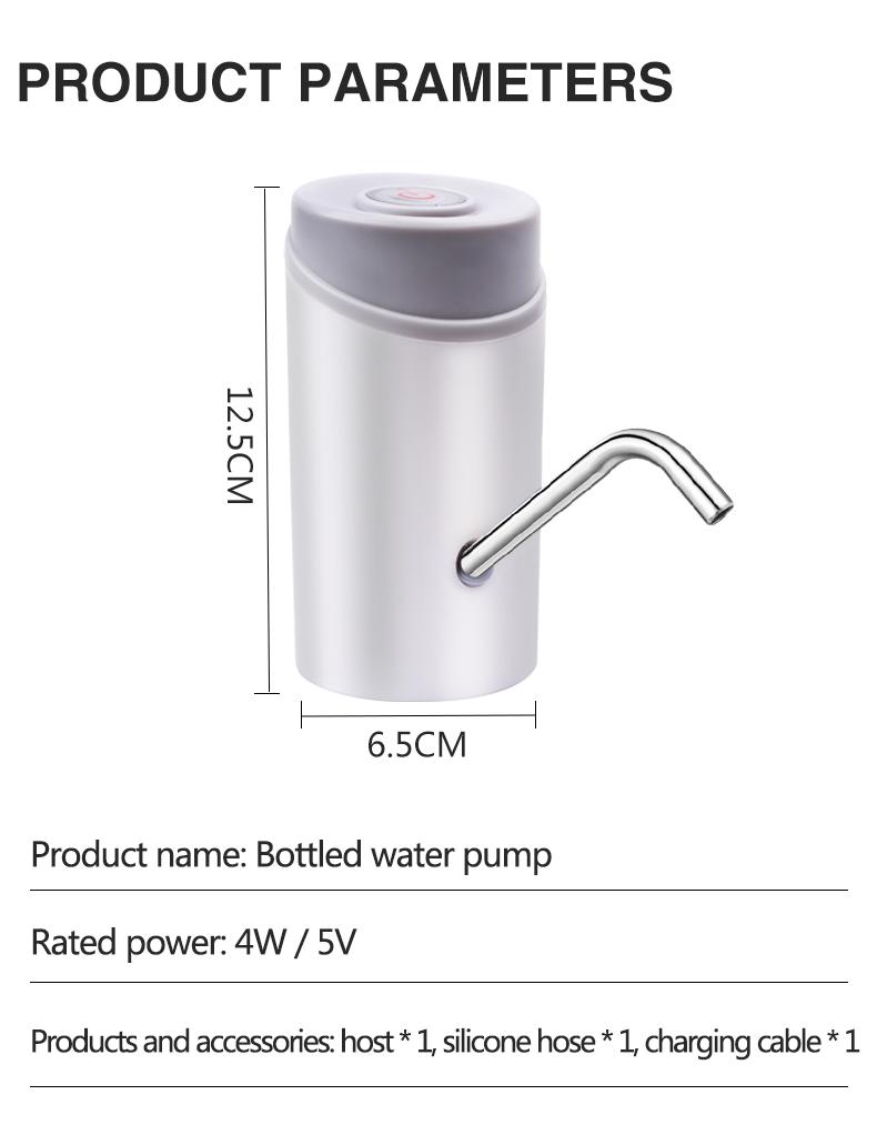 quench water dispenser