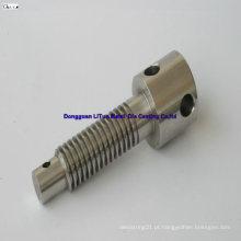 Componentes do dispositivo médico / liga de alumínio Die Casting Parts
