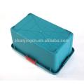 Plastique et PP Type de plastique Plusieurs options Utilisez une boîte de rangement avec poignée.
