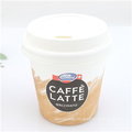 Disposable Paper Cup and Lid