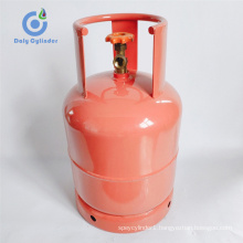 LPG Gas Tank 11kg for Sale Cooking Propane Tank Factory Direct Supply with High Quality
