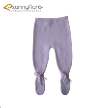 100% cashmere knitted baby clothes pants