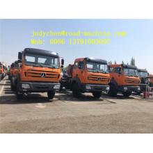 Beiben 6x4 tipper truck dump truck