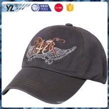 El nuevo producto diseña aduana la gorra de béisbol / el sombrero de los deportes de la promoción con la buena oferta