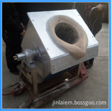 Dumping Type Electric Induction Copper Melter (JLZ-90KW)