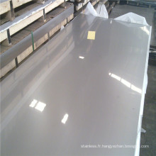 Plaque d'Inox de haute qualité (304 316 316L 321)