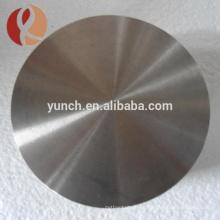 Gr23 титановые пластины Titanium зубоврачебный диск отрезной, диск в наличии