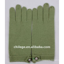 fashion wool winter gloves