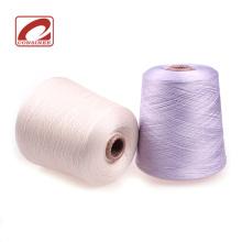 Consinée à tricoter un mélange de soie et de cachemire