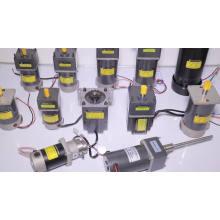 110V 90W DC Getriebemotor für Druckmaschinen