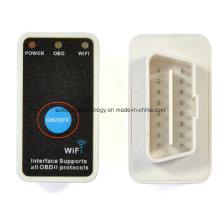 ELM327 WiFi mit Schalter können OBD2 Codeleser