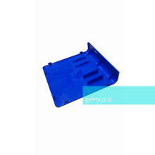 PP cover with curved side mould making