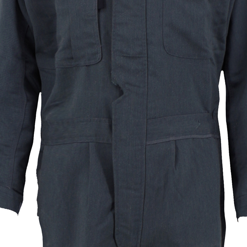 Berries Dark Blue Coat para Hombre