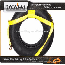 heavy duty axle straps for tires