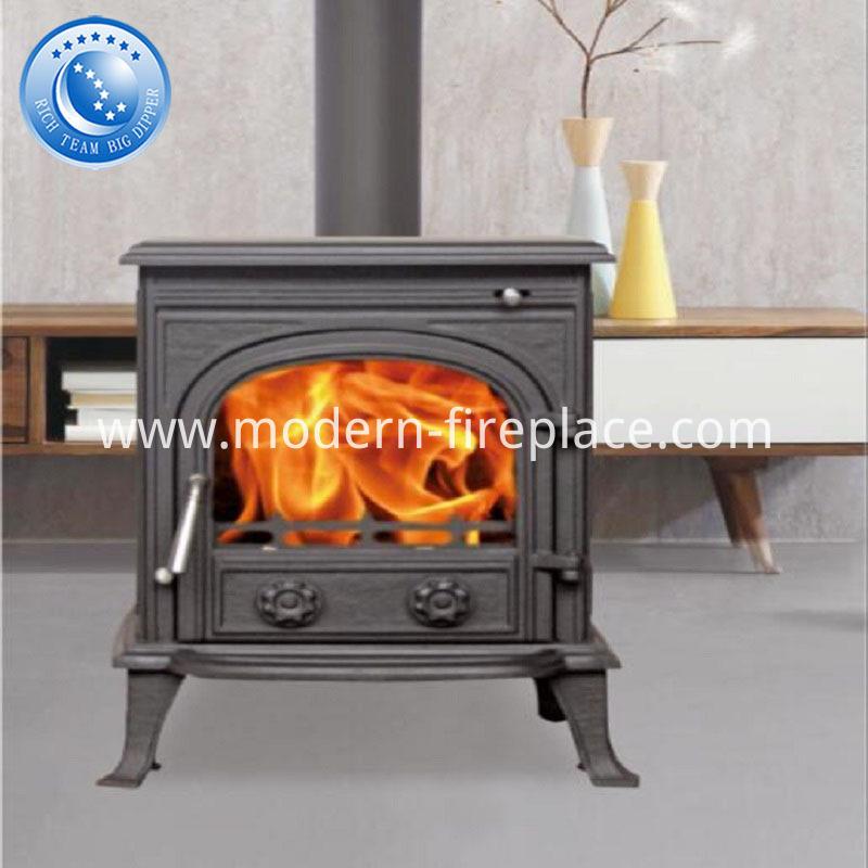 Cast Iron Wood Burning Furnaces