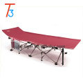 Outdoor Portable Military Folding Camping Bed Cot Sleeping Hiking Travel Folding Bed Mechanism