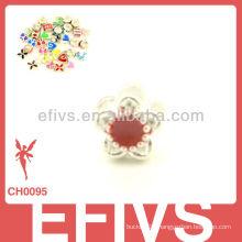 2013 fashion silver beads wholesale