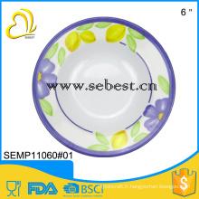 Mélamine vaisselle mélamine plaque mélamine produit
