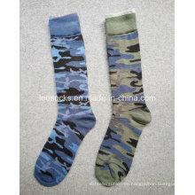 Baumwolle Camouflage Militär / Armee Socken / benutzerdefinierte Socken