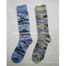 Хлопок Камуфляж Военные/Армейские Носки/ Пользовательских Носки