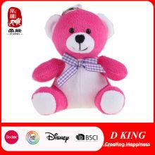 Cute Plush Bear Keychain Toys