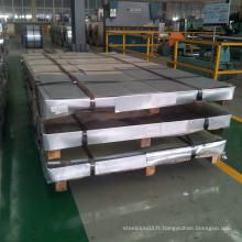 Plaque et feuille en acier inoxydable épaisseur 2 mm pour appareils ménagers