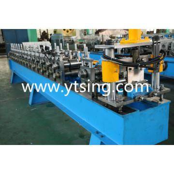 Passé CE et ISO YTSING-YD-7118 en acier inoxydable Clip Lock Panel Roll formant la machine