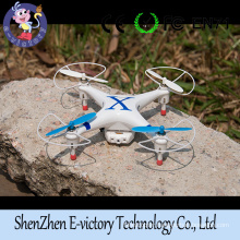 CX30W 4CH 2.4GHz FPV RC Quadcopter Helicopter Wifi Smart Phone Control Drone With HD Camera