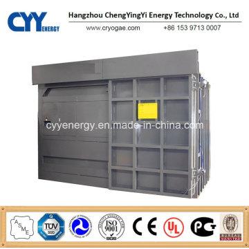 Unidad de refrigeración semi-cerrada Bitzer para cámara frigorífica