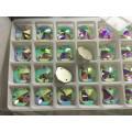 New Crystalab Sew on Beads Stones