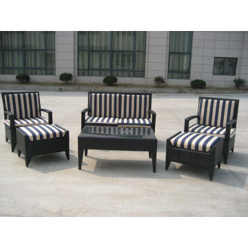 Garden Furniture Wicker Furniture Design Model Sofa Set