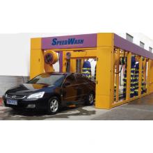 Oversea Technology Car Wash Type Automatic Tunnel Car Wash Machine