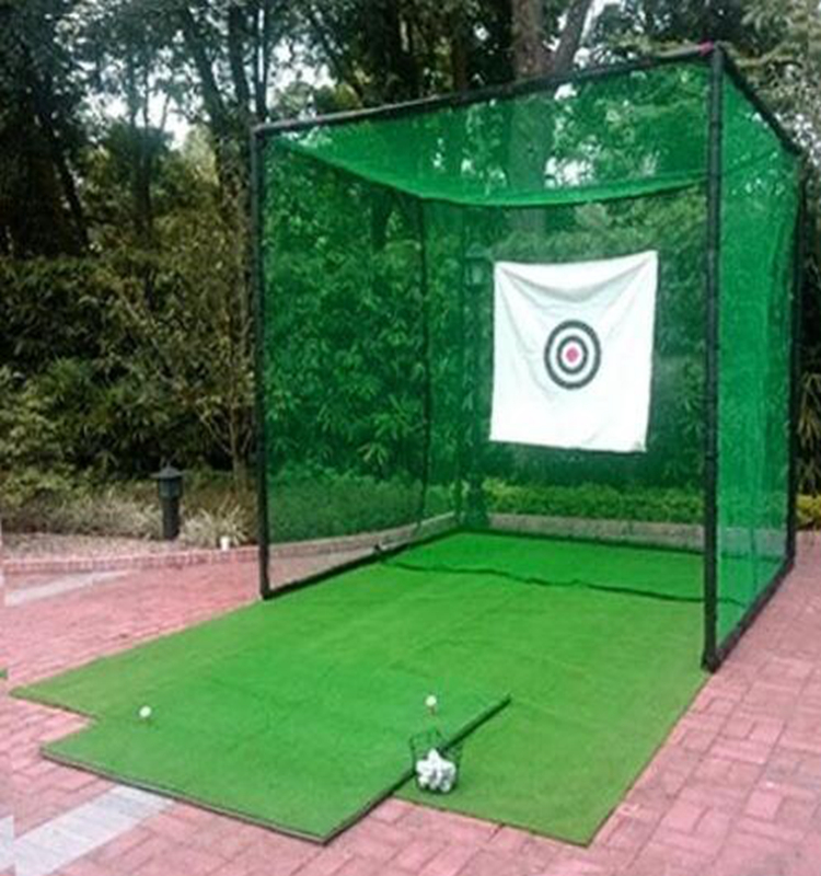 single golf net