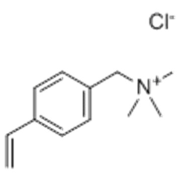 (AR-VINYLBENZYL)TRIMETHYLAMMONIUM CHLORIDE  CAS 26616-35-3