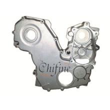 La gravedad de aluminio a presión la pieza de la pieza de automóvil