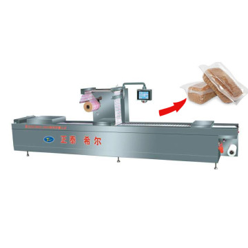 Vacuum Forming Machine For Crispy Cheese
