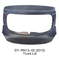 Trunk lid for DACIA sandero 2013-