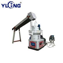 220kw biomass wooden biofuel pellet making machine price