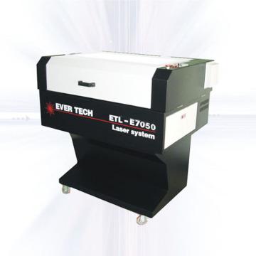Máquina de gravura e gravura a laser