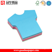 Cute Shape Die Cut Sticky Note Memo Pad