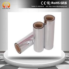 Алюминиевый пленочный ламинат, алюминиевая пленка для животных