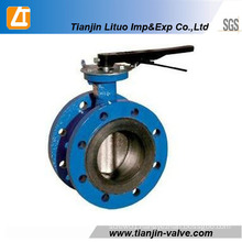 Cast Iron Butterfly Valve Dn200, 1 Inch Butterfly Valve