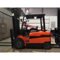 Empilhadeira elétrica Bateria poderosa com capacidade de 3 toneladas