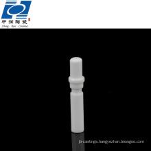 heat resistant glazed electrode alumina ceramic spark plug insulator