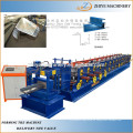 Totalmente automático de acero frío cz purlin frío formando maquinaria