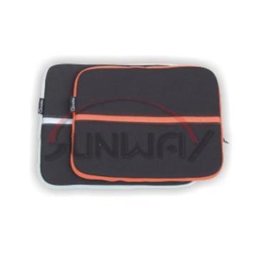 Saco do portátil do neopreno, saco impermeável do saco do computador portátil (PC025)